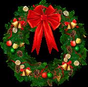A Christmas Wreath