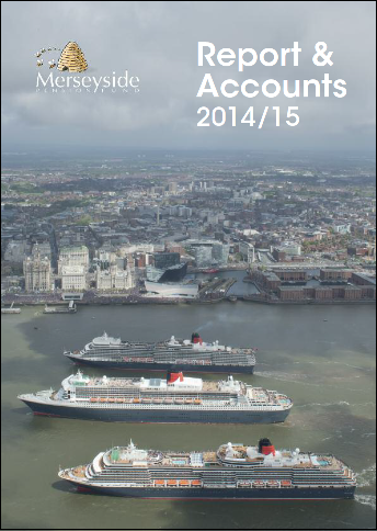 Report & Accounts 14/15 front cover