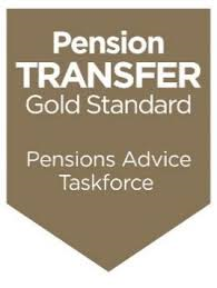 Pension Transfer Gold Standard badge