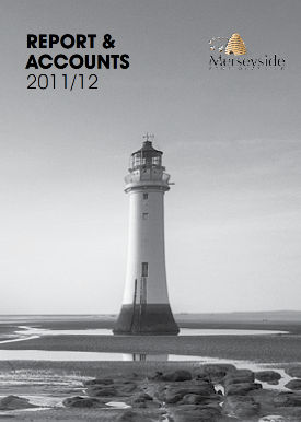 Front cover of Report & Accounts