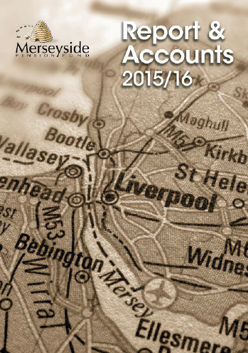 Report & Accounts Front Cover