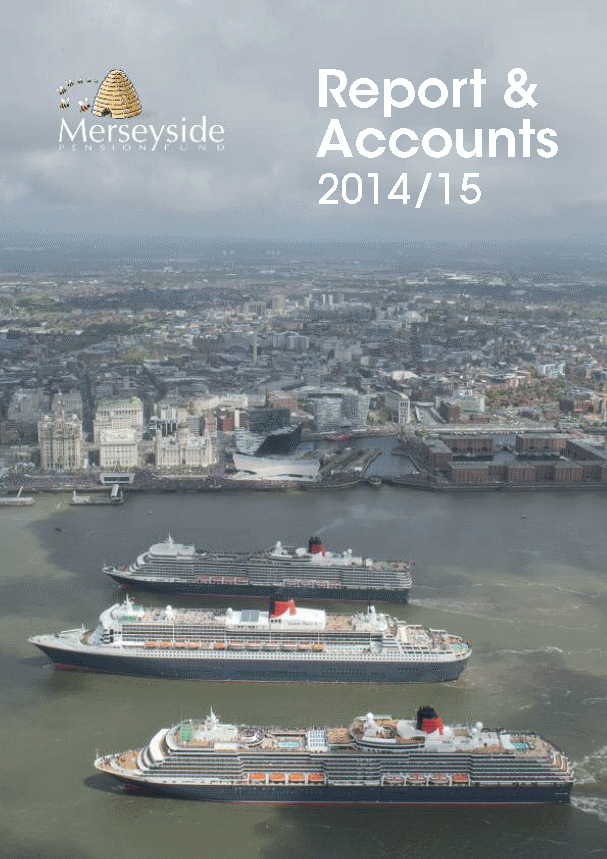Cover page of Report & Accounts