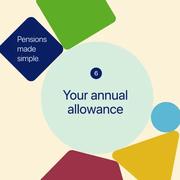 Screen capture of Annual Allowance video